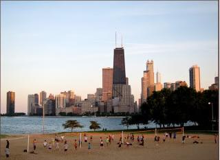 chicago volleyball