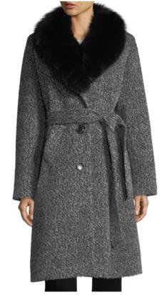 Alpaca Boucle Jacket