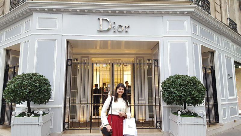 Original Dior Store